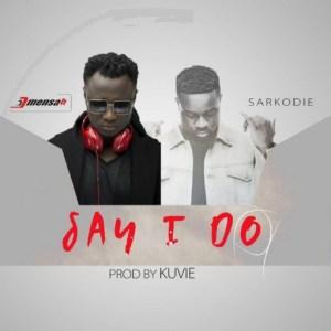 DJ Mensah - Say I Do ft. Sarkodie